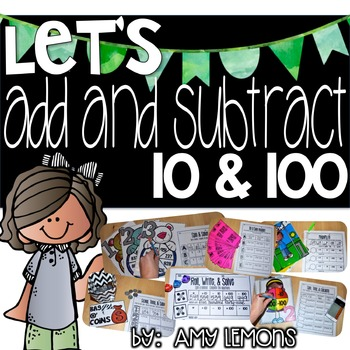 Let's Add and Subtract 10 & 100!