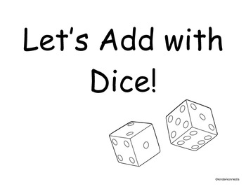 Let's Add with Dice!