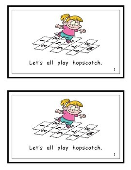 Let's All Play Guided Reader (Pl initial blend/-ay word family)