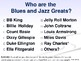 Jazz and Blues: Let's All Sing the Blues with Scat