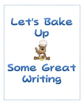 Let's Bake up Some Great Writing
