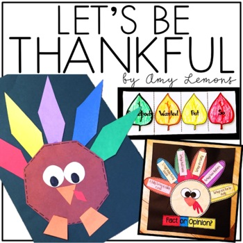 Thanksgiving Teaching Resources Lesson Plans