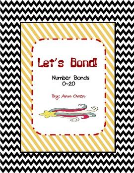 Let's Bond ~ 0 to 20 Number Bonds