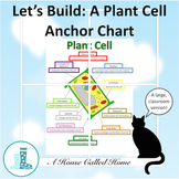 Let's Build: A Plant Cell Anchor Chart