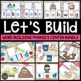 Word Work Centers | Word Work Activities | Spelling Activities