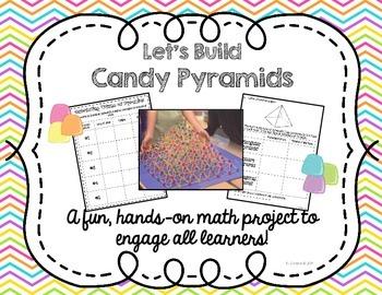 Candy Pyramids Math Project