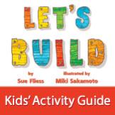 Let's Build Kids' Activity Guide ages 3-8