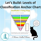Let's Build: Levels of Classification Anchor Chart