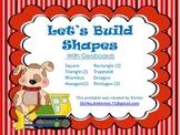 Let's Build Shapes (Geoboards)