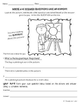 let 39 s build super sentences help students write complete sentences. Black Bedroom Furniture Sets. Home Design Ideas