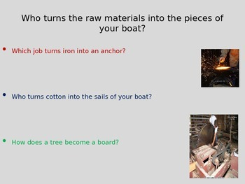 Let's Build a Boat: A Mercantilism Project
