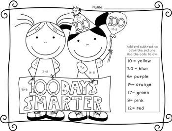 Let's Celebrate 100 Days of School!
