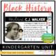 Black History Month in KINDERGARTEN!
