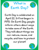 Let's Celebrate Earth Day! *Cross Curricular Unit*