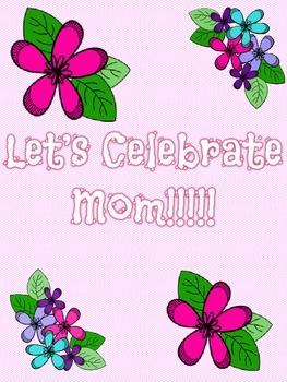 Let's Celebrate Mom