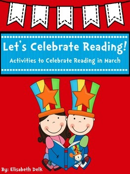 Let's Celebrate Reading! {Activities and Crafts to Celebrate Reading in March}