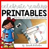 Let's Celebrate Reading Printables