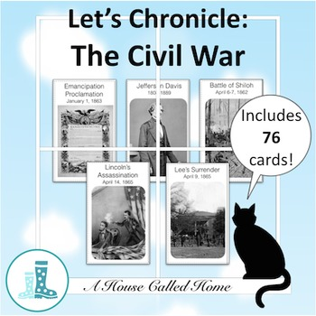 Let's Chronicle: The Civil War