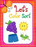 Let's Color Sort