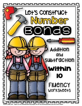 Let's Construct Number Bonds: Addition and Subtraction Fac
