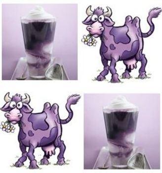 Purple Cow Recipe