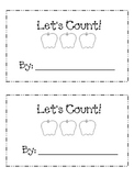 Let's Count - Apple Counting Book
