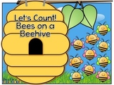 Let's Count! Bees on a Beehive Adapted Book