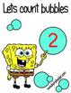 Lets Count Bubbles Math Center