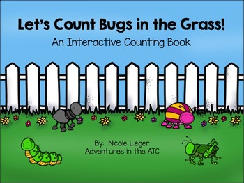 Let's Count Bugs in the Grass!