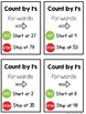Let's Count: Counting Prompts for Grades 1-2