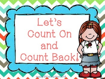 Let's Count On and Count Back