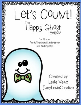 Let's Count: The Happy Ghost Edition