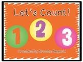 Let's Count!! {freebie}