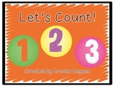 Let's Count!! {freebie}
