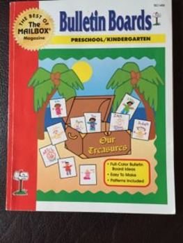 Let's Decorate! Bulletin Board Book
