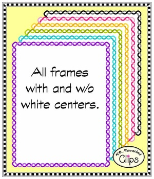 Let's Do the Twist Frame Collection