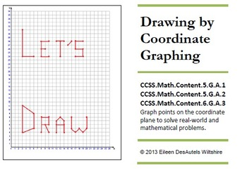Let's Draw: Drawing with Coordinate Graphing