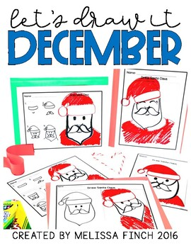 Lets Draw It- DECEMBER