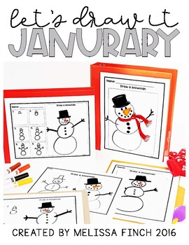 Lets Draw It- JANUARY