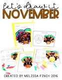 Lets Draw It- NOVEMBER