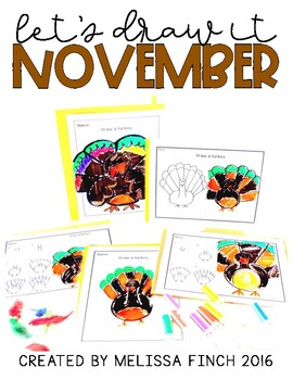 Lets Draw It- NOVEMBER