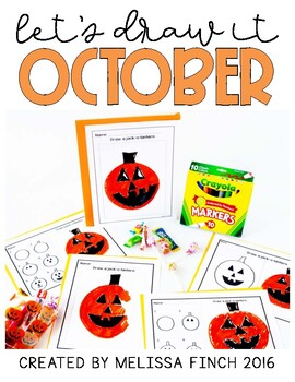 Lets Draw It- OCTOBER