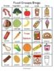 Nutrition Songs & Rhymes + Lotto BUNDLE: Food Groups, Heal