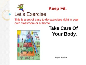 Let's Excercise
