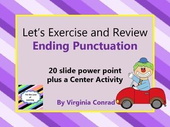 Ending Punctuation
