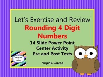 Rounding 4 Digit Numbers