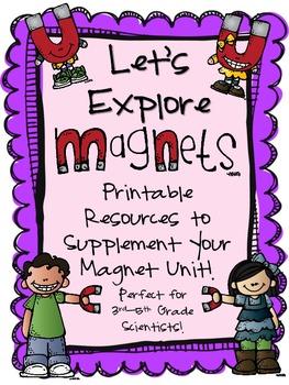 Let's Explore Magnets