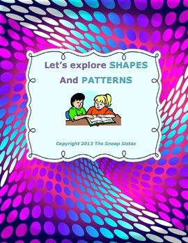 Let's Explore Shapes & Patterns