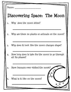 Let's Explore Space