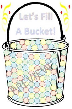 Let's Fill A Bucket - Poster
